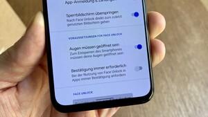 Pixel 4: Google ergänzt Face Unlock um Aufmerksamkeitsprüfung