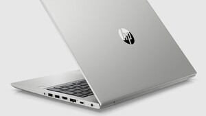 HP ProBook 455/445 G7: Business-Notebooks mit AMD Ryzen 4000 (Renoir)