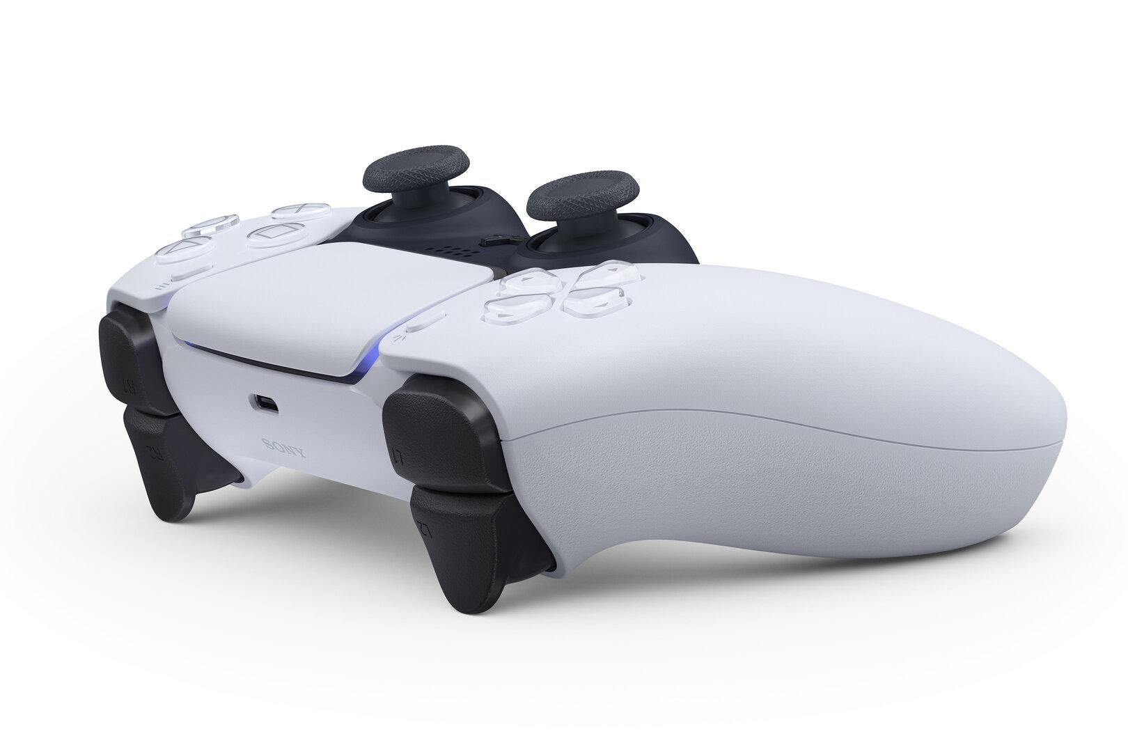 Adaptive Trigger des DualSense Controllers