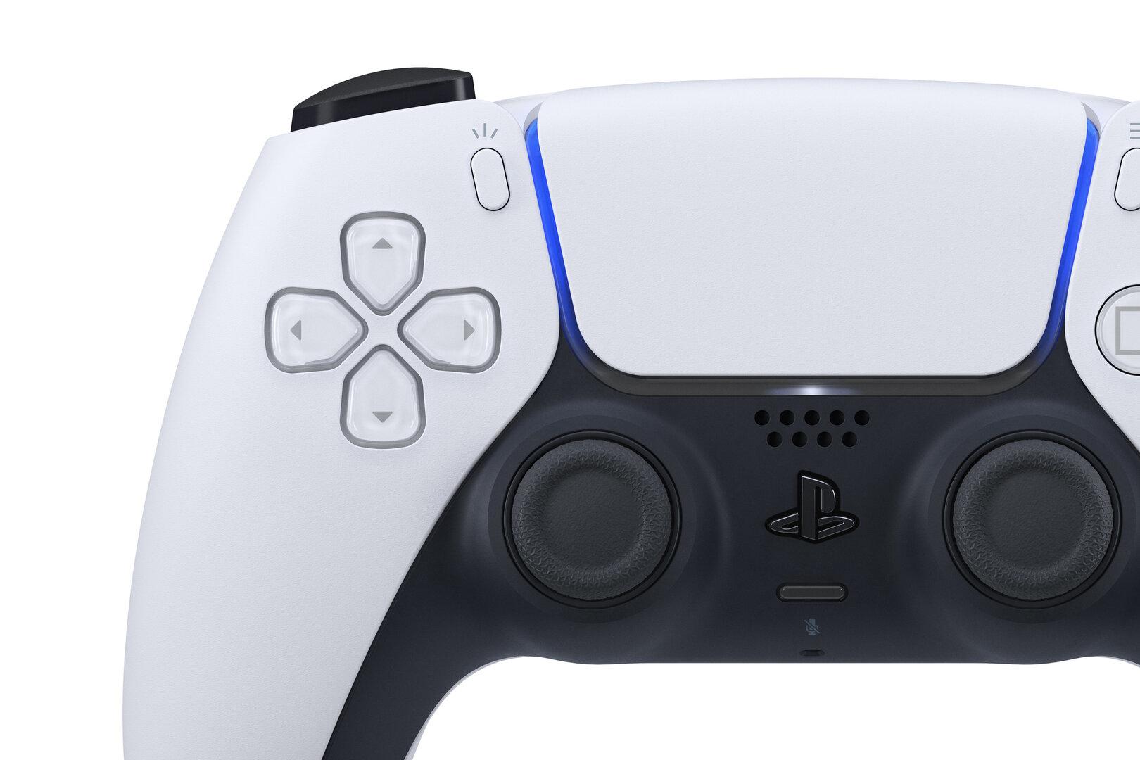 Create-Button des DualSense Controllers