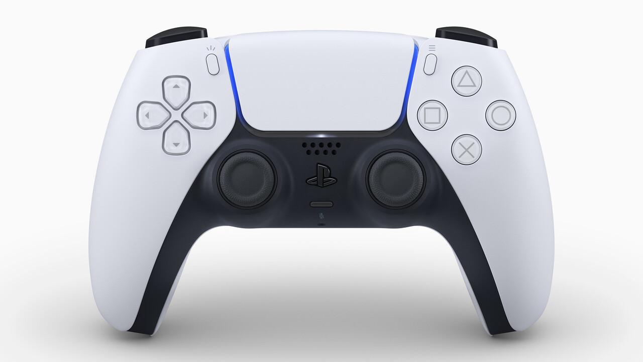 DualSense: Sony zeigt den neuen Controller der PlayStation 5