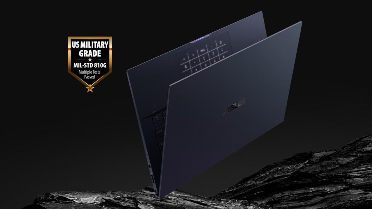 Asus ExpertBook B9450FA: el portátil empresarial comienza en Alemania en dos semanas