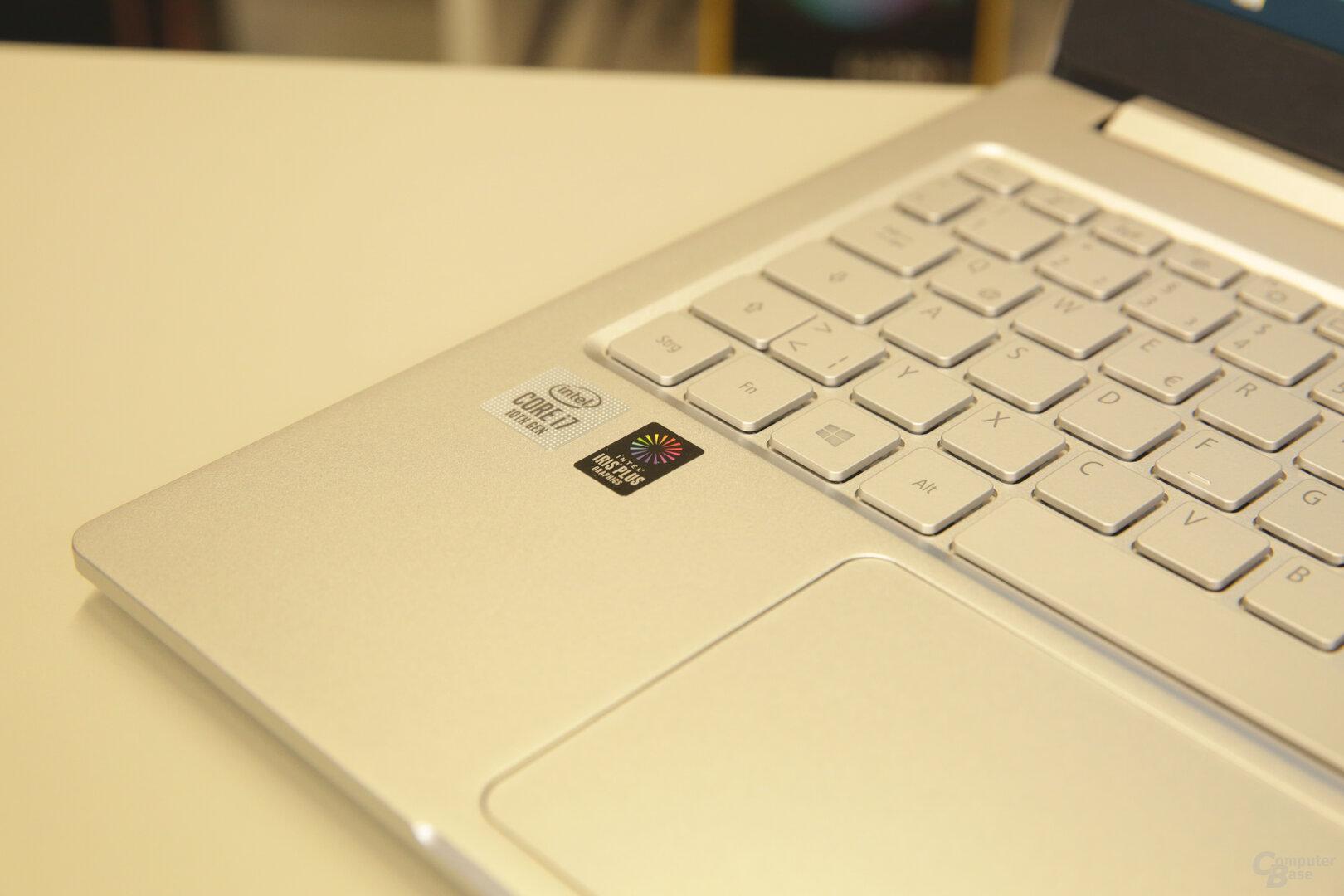 Acer und Intel verzichten auf Aufkleber für Project Athena