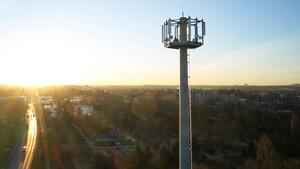 Mobilfunkausbau: Vodafone baut neue LTE-Antennen für 140.000 Nutzer