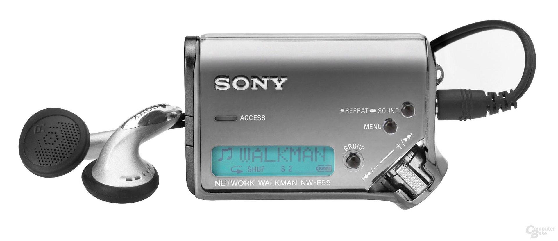 Network Walkmen NW-E99