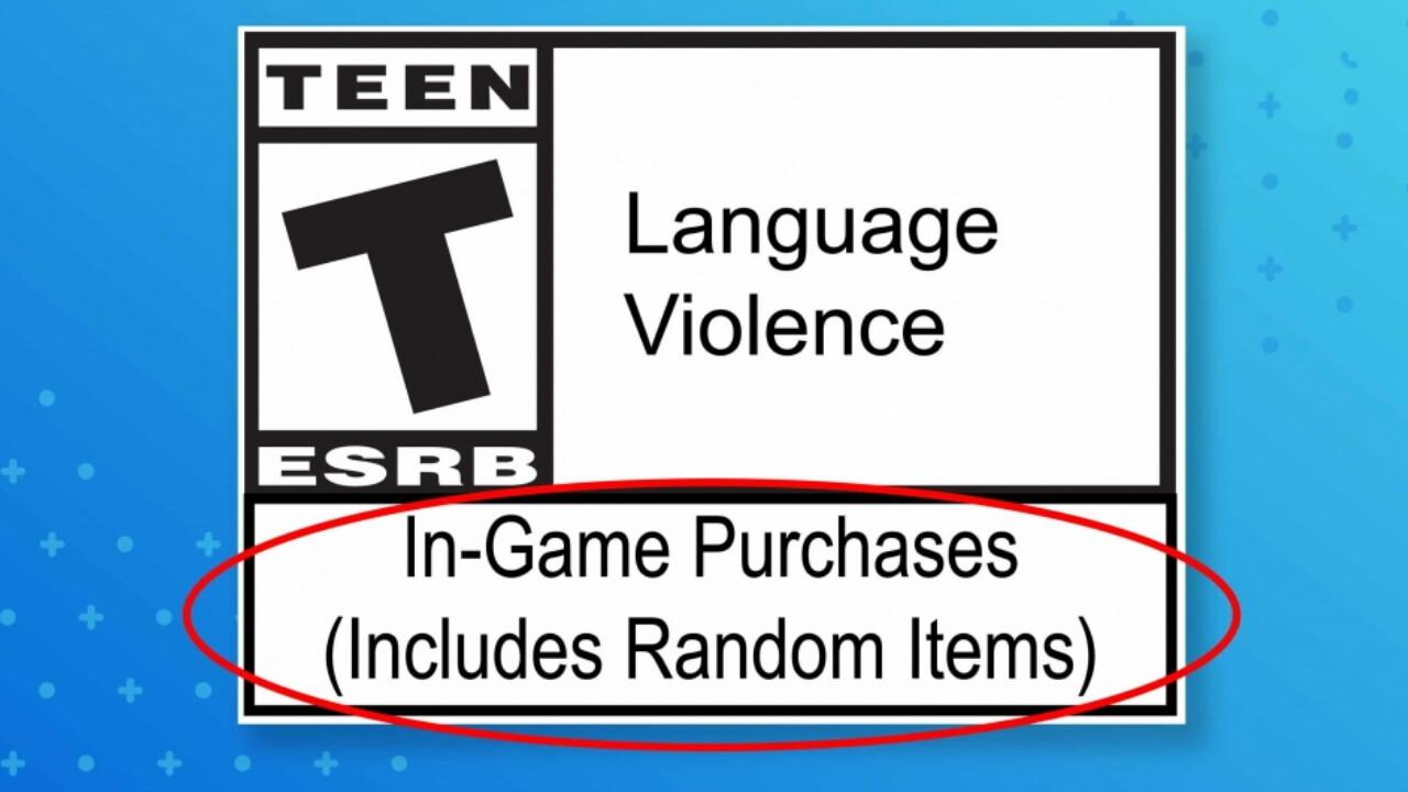 Beuteboxen: ESRB kennzeichnet Zufallskäufe in Spielen