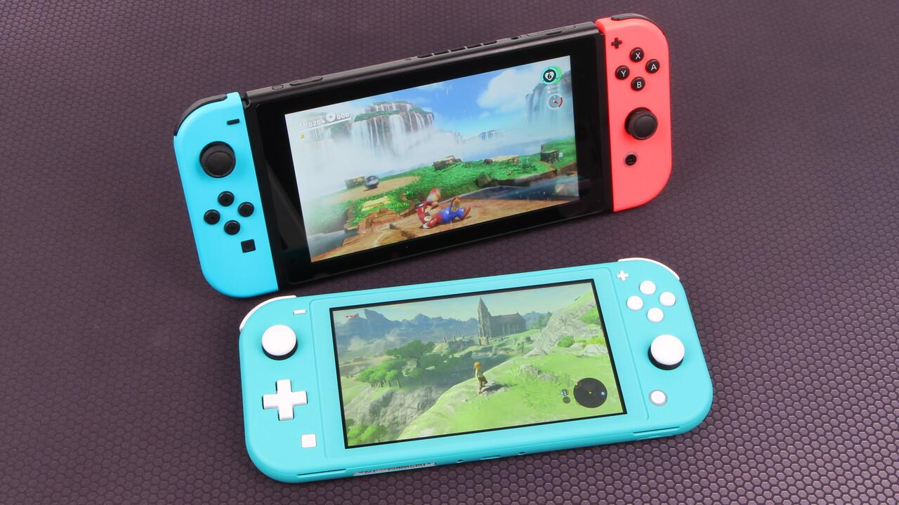 Nintendo Switch Update 10.0: Spiele auf SD-Karte verschieben und Tasten frei belegen