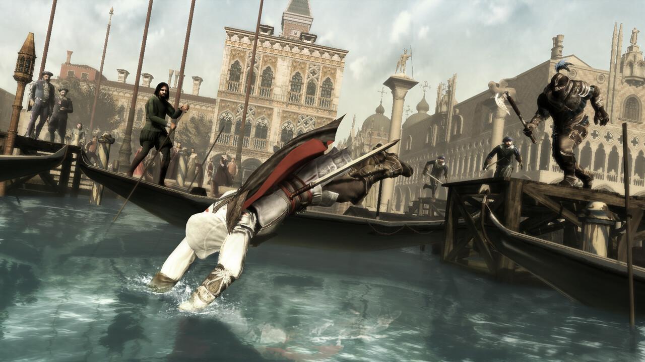 Gratisspiel: Ubisoft verschenkt Assassin's Creed II