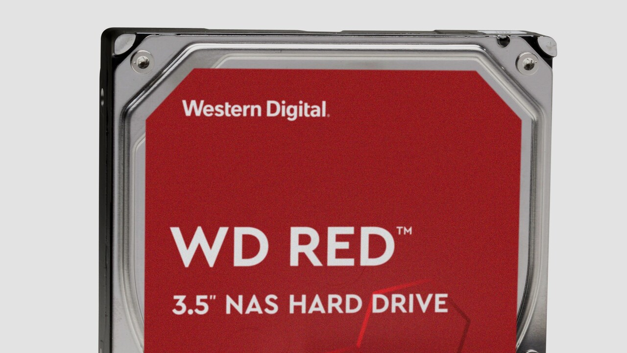 WD Red: Manche Festplatten nutzen SMR ohne Kennzeichnung