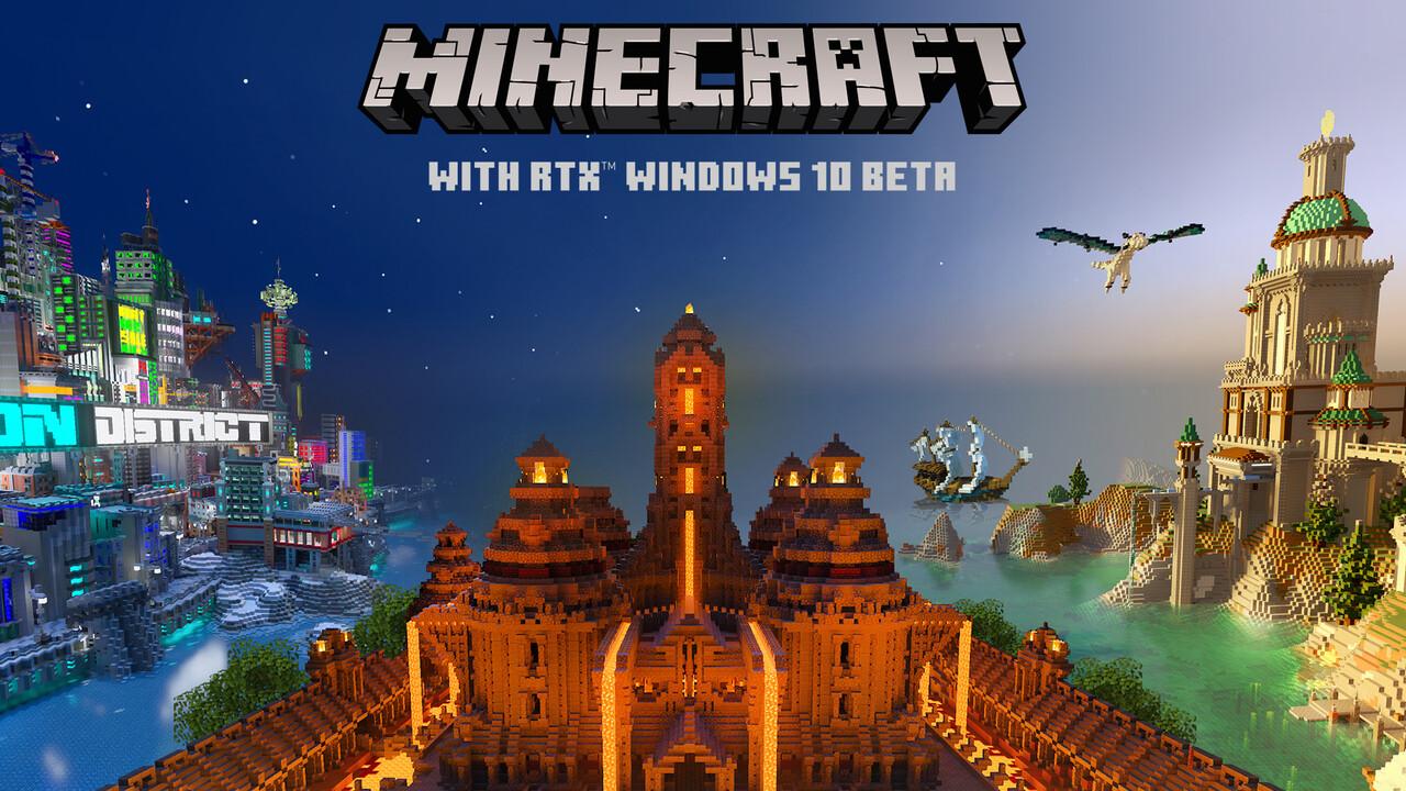 GeForce 445.87 GRD WHQL: Grafiktreiber für Minecraft mit Raytracing