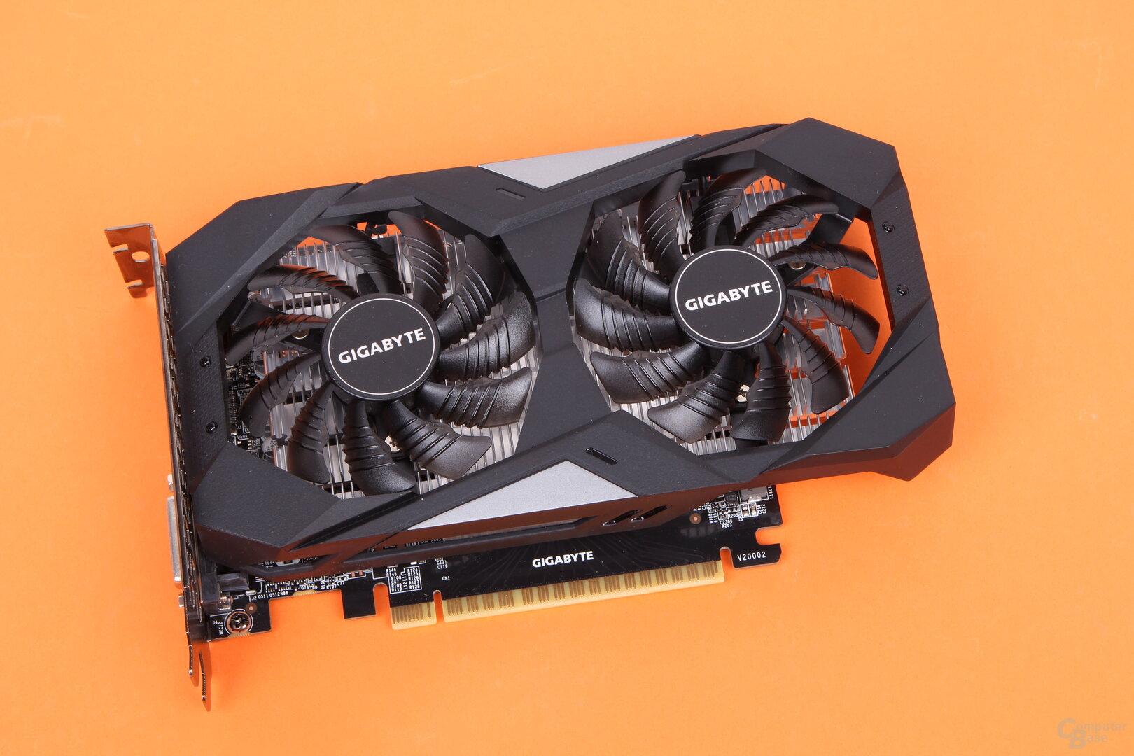 Gigabyte GeForce GTX 1650 GDDR6 WindForce OC im Test