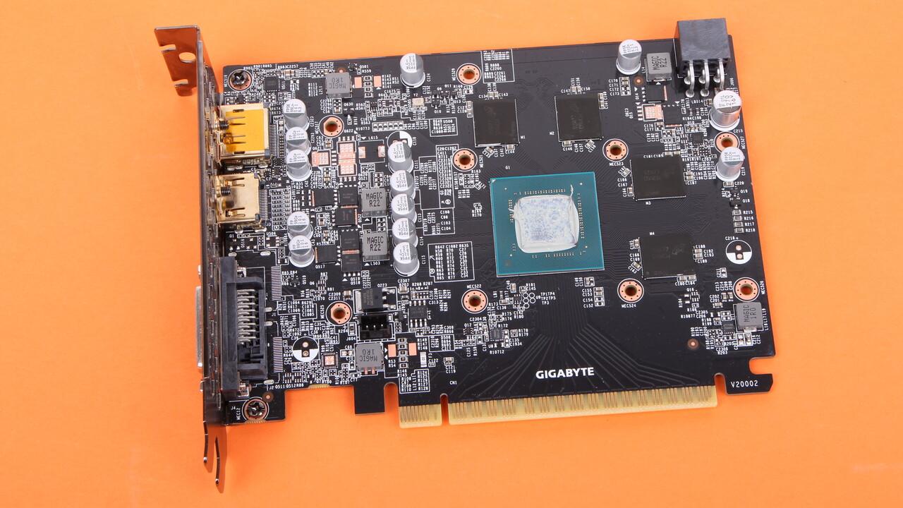 GeForce GTX 1650 GDDR6 im Test: Effizienter Turing-Einsteiger mit GDDR6