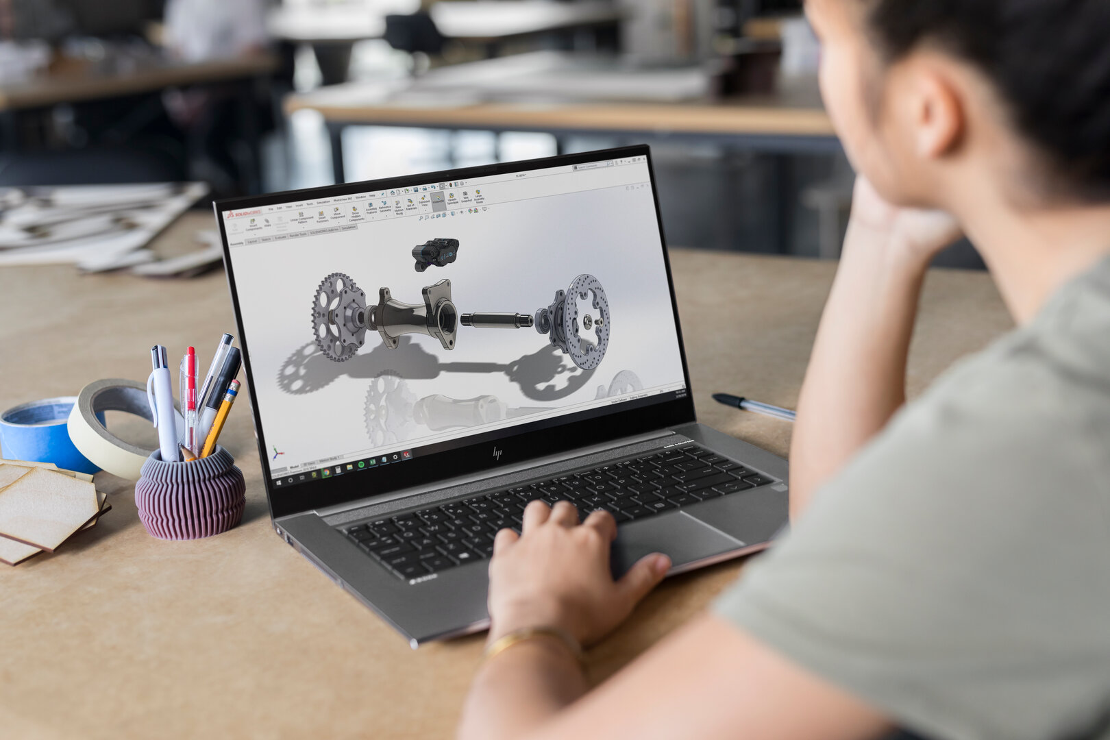 HP ZBook Create und ZBook Studio (2020)