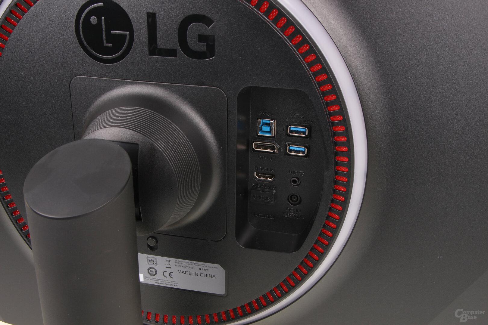 LG 38GL950G