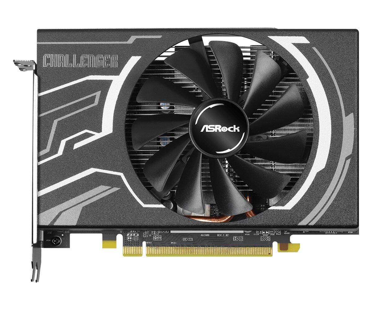ASRock Radeon RX 5500 XT Challenger ITX