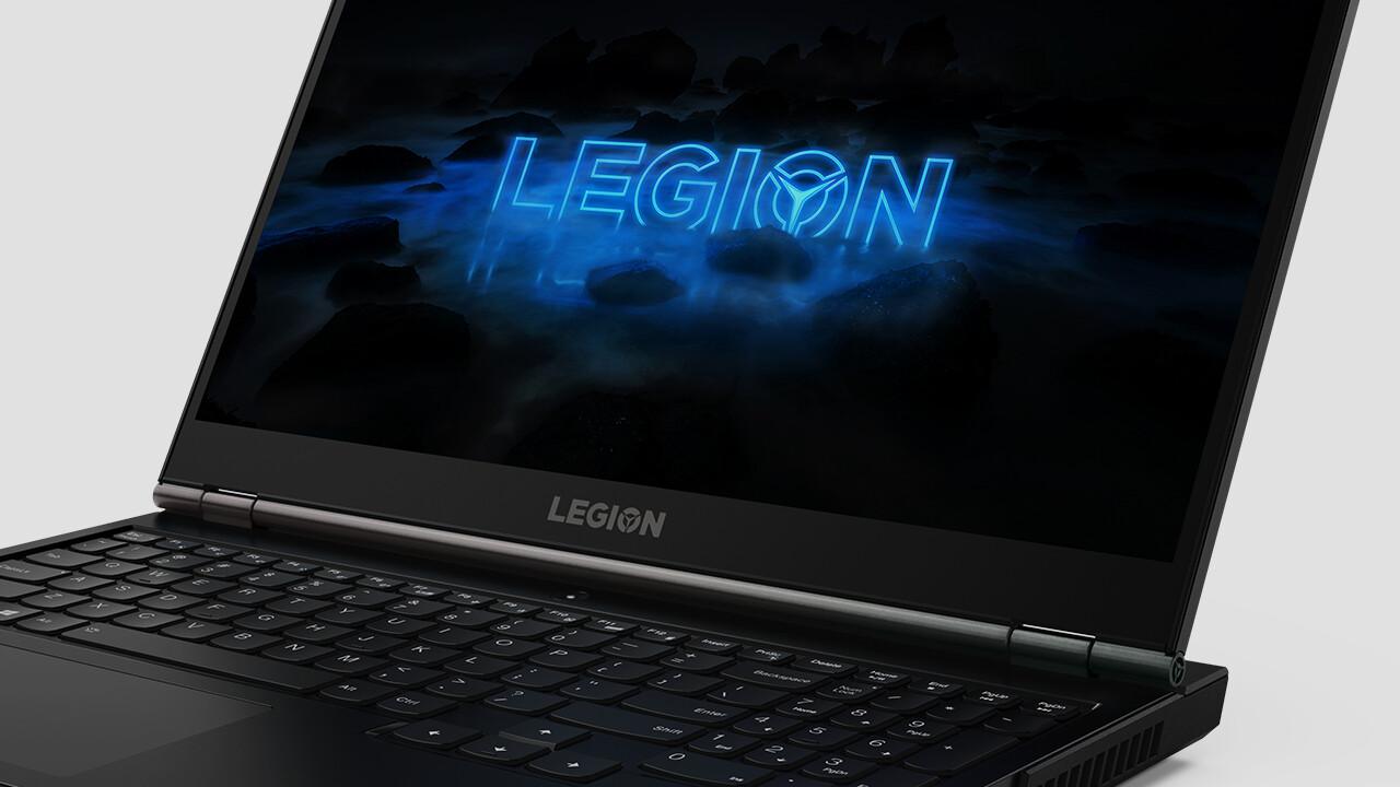 Lenovo: Legion 5 mit AMD Ryzen 4000 bietet weniger Optionen