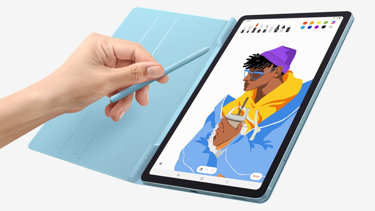 Galaxy Tab S6 Lite: Samsung-Tablet mit Stylus-Support startet bei 380Euro