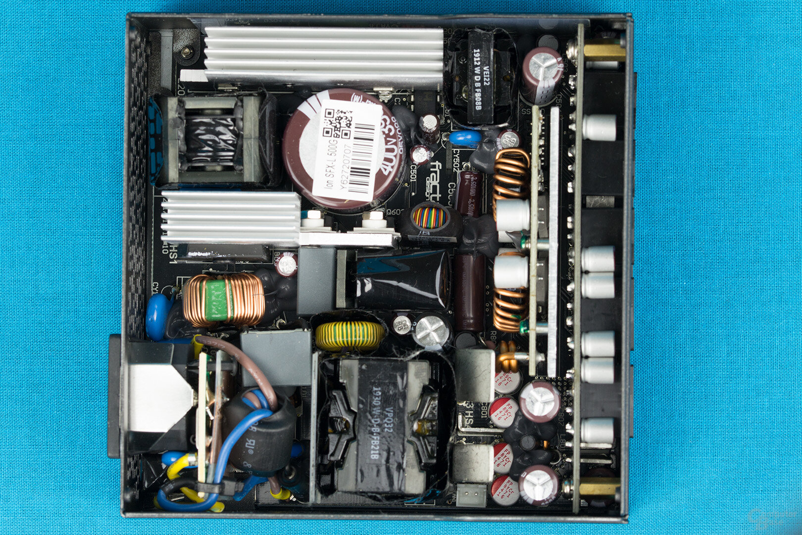 Fractal Design Ion SFX-L 500W Gold