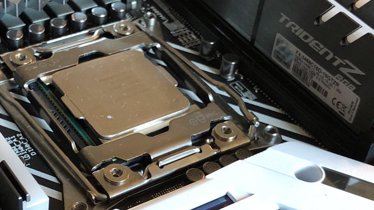 RAM-OC mit Intel-CPUs im Test: Core (X) trifft übertakteten Arbeitsspeicher