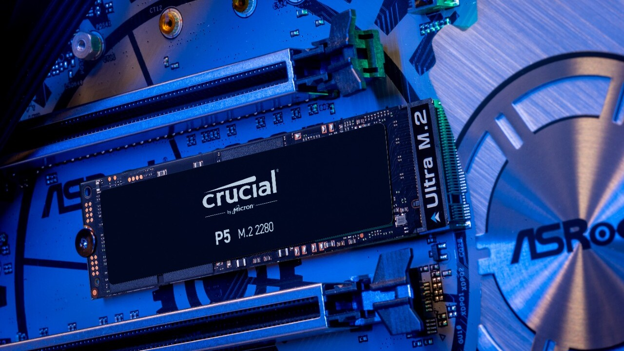 NVMe-SSDs: Die P5 ist Crucials bisher schnellste SSD