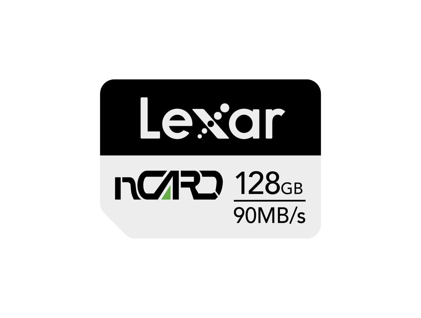 Lexar NM Card mit 128GB