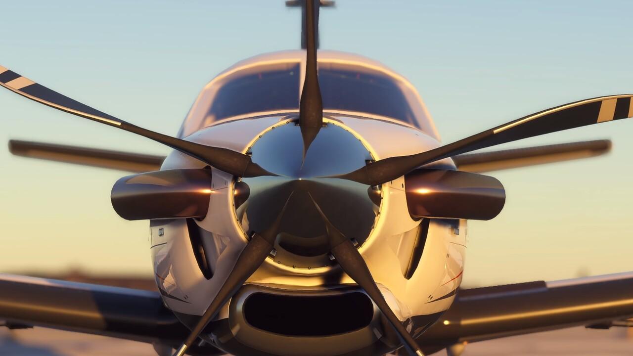 Flight Simulator: Microsoft nennt offizielle Systemspezifikationen