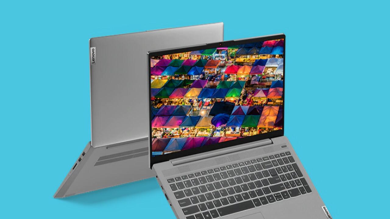 IdeaPad 5 (15): Von Lenovo gibt es AMD Ryzen 4000U ab 459 Euro