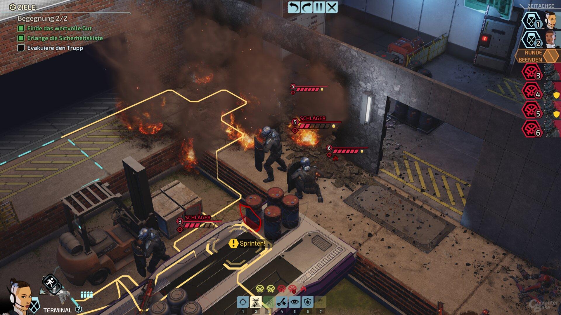XCOM: Chimera Squad im Test