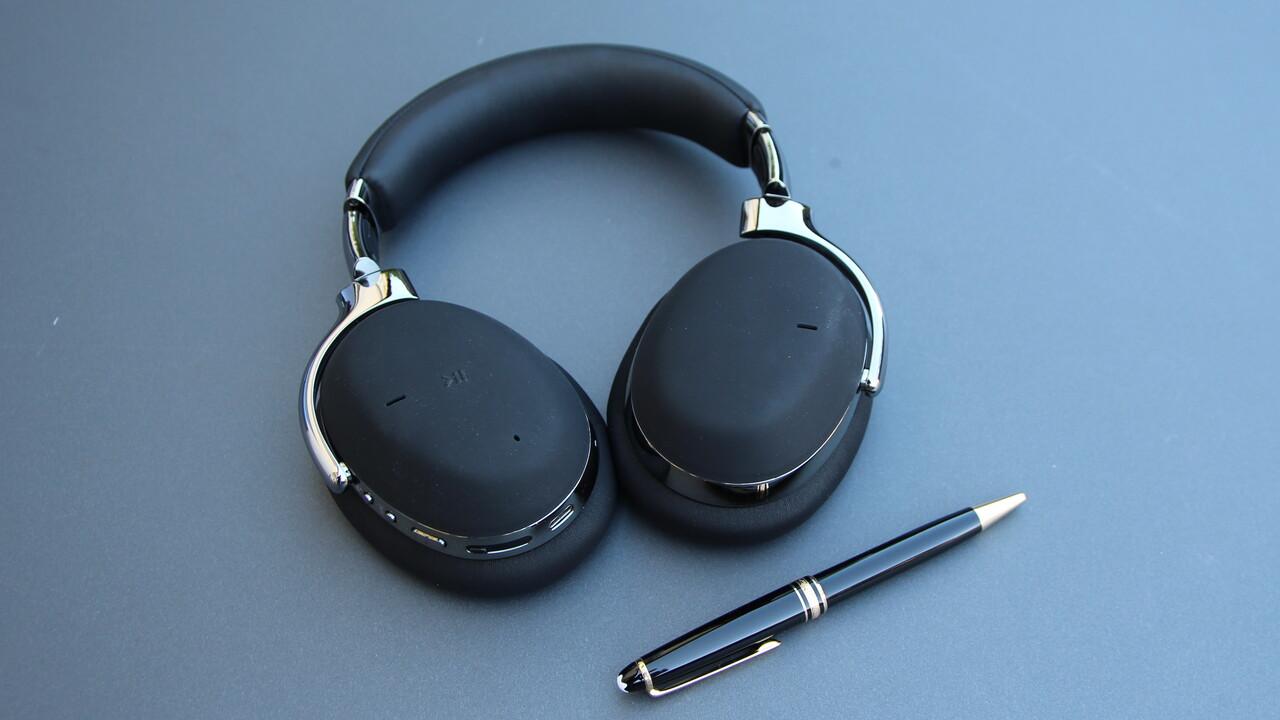 Montblanc MB 01 im Test: Edel-ANC-Kopfhörer mit sehr gutem Klang und Rauschen