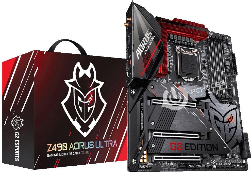 Gigabyte Z490 Aorus Ultra G2