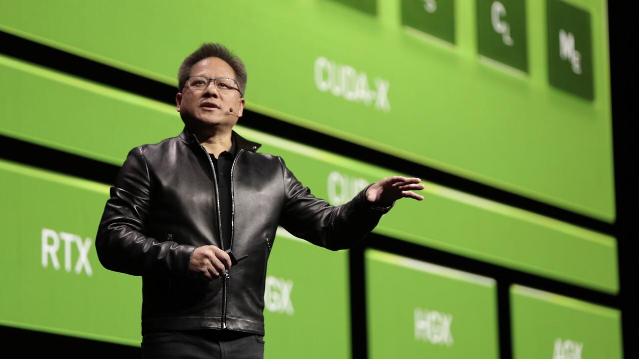"""Get Amped"": Nvidia holt GTC 2020 Keynote am 14. Mai nach"