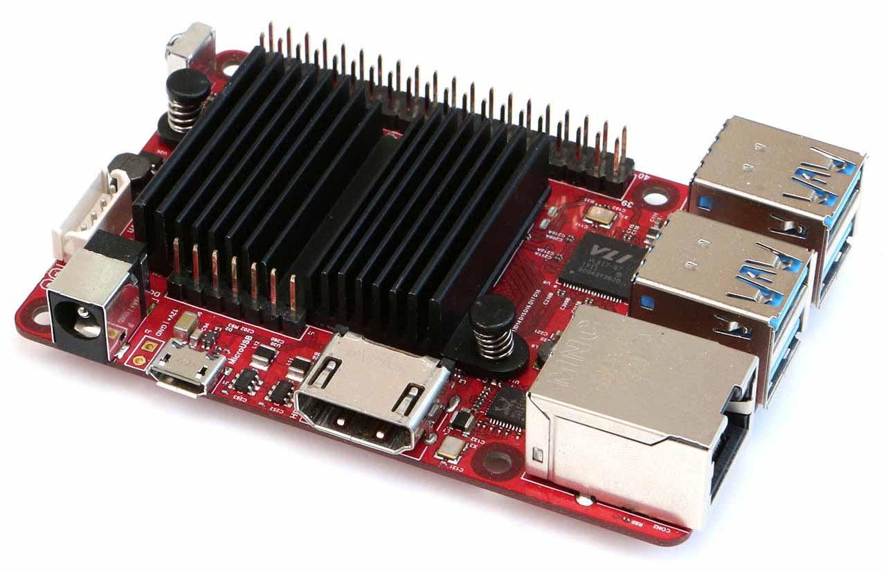 Odroid-C4: Einplatinencomputer der Maker-Klasse