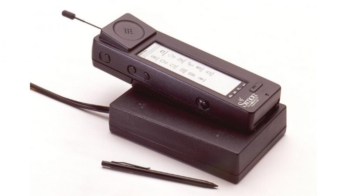 IBM Simon: Das erste Smartphone