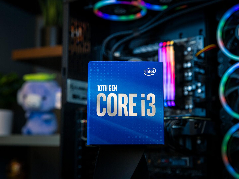 Intel Core i3-10000