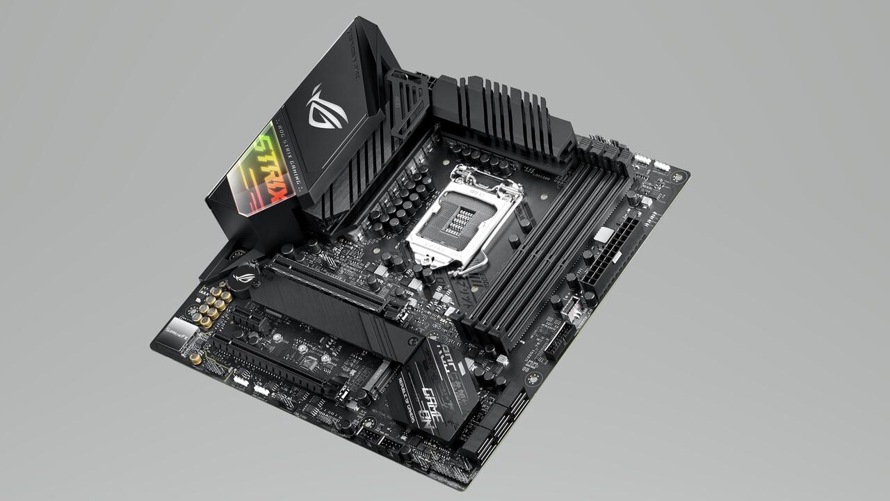 ROG Strix und Prime mit Z490: Mittelklasse-Mainboards mit 2,5-Gbit-LAN auch in Mini-ITX