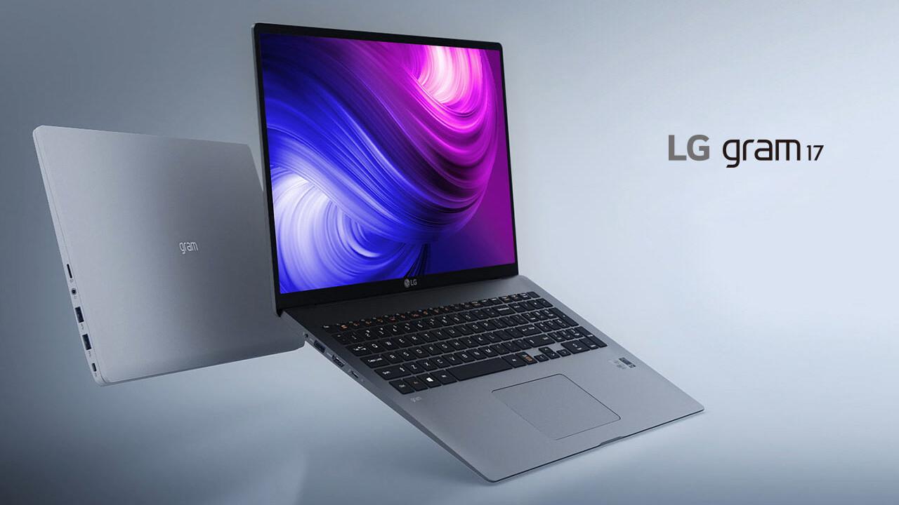 LG Gram 14/15/17: Leichte Notebooks kommen ab 1.149Euro nach Deutschland