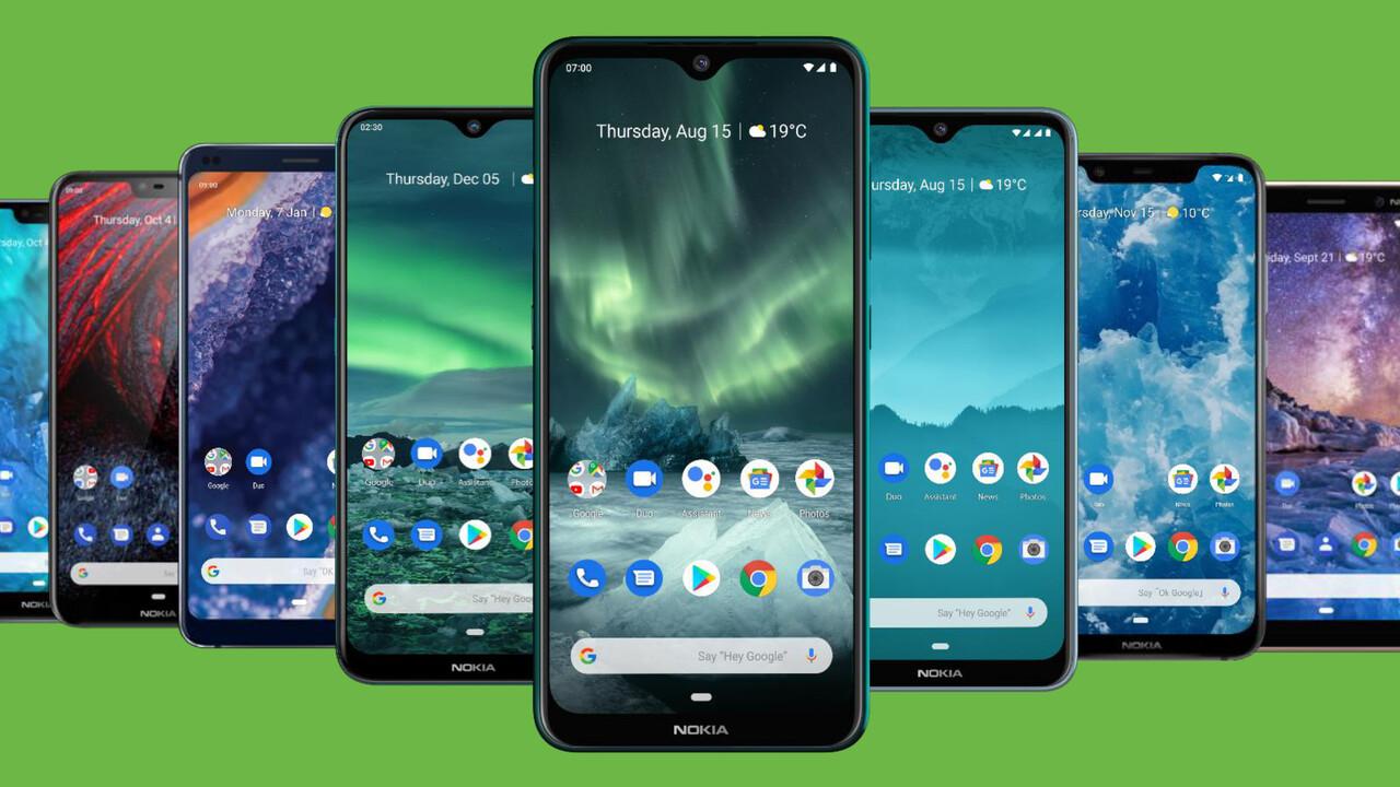 Android: Nokias dreijährige Update-Garantie kommt aus Ratingen