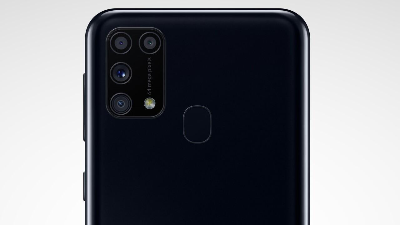 Samsung Galaxy M31: Potenzieller Dauerläufer mit 6.000 mAh kostet 269 Euro