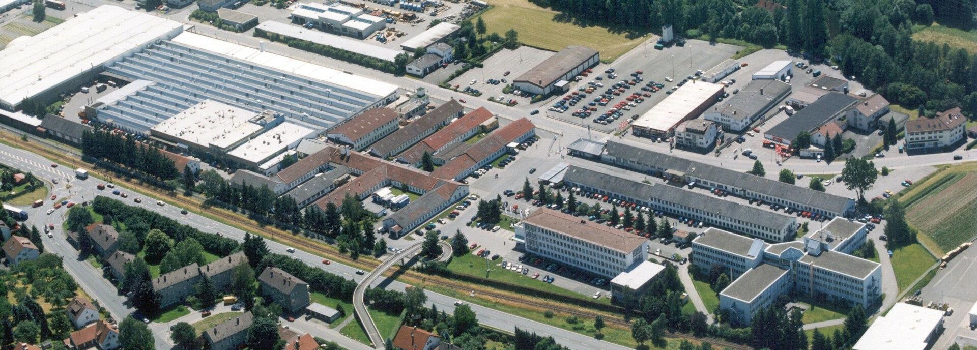 Loewe-Fertigung in Kronach