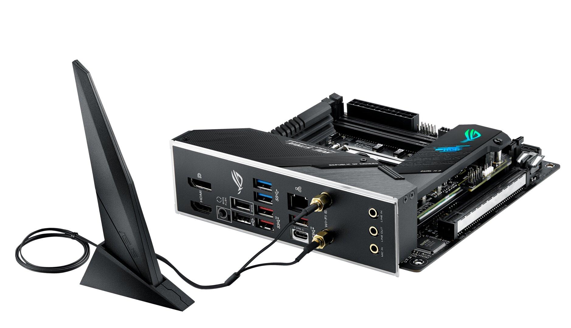 Asus ROG Strix Z490-I Gaming
