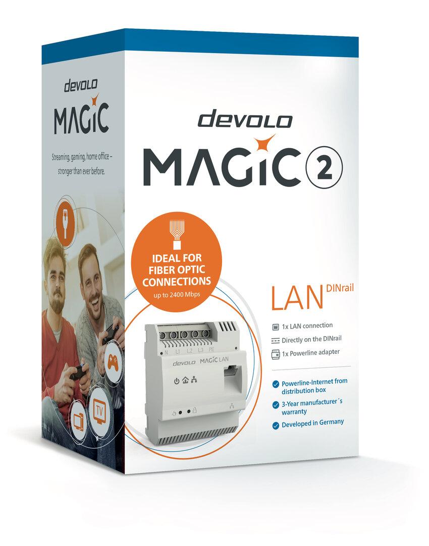 devolo Magic 2 DINrail