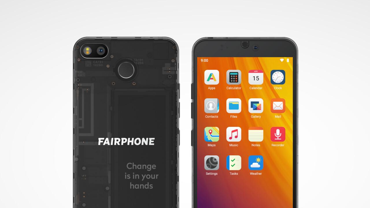 /e/OS: Fairphone 3 erhält LineageOS ohne Google Mobile-Dienste