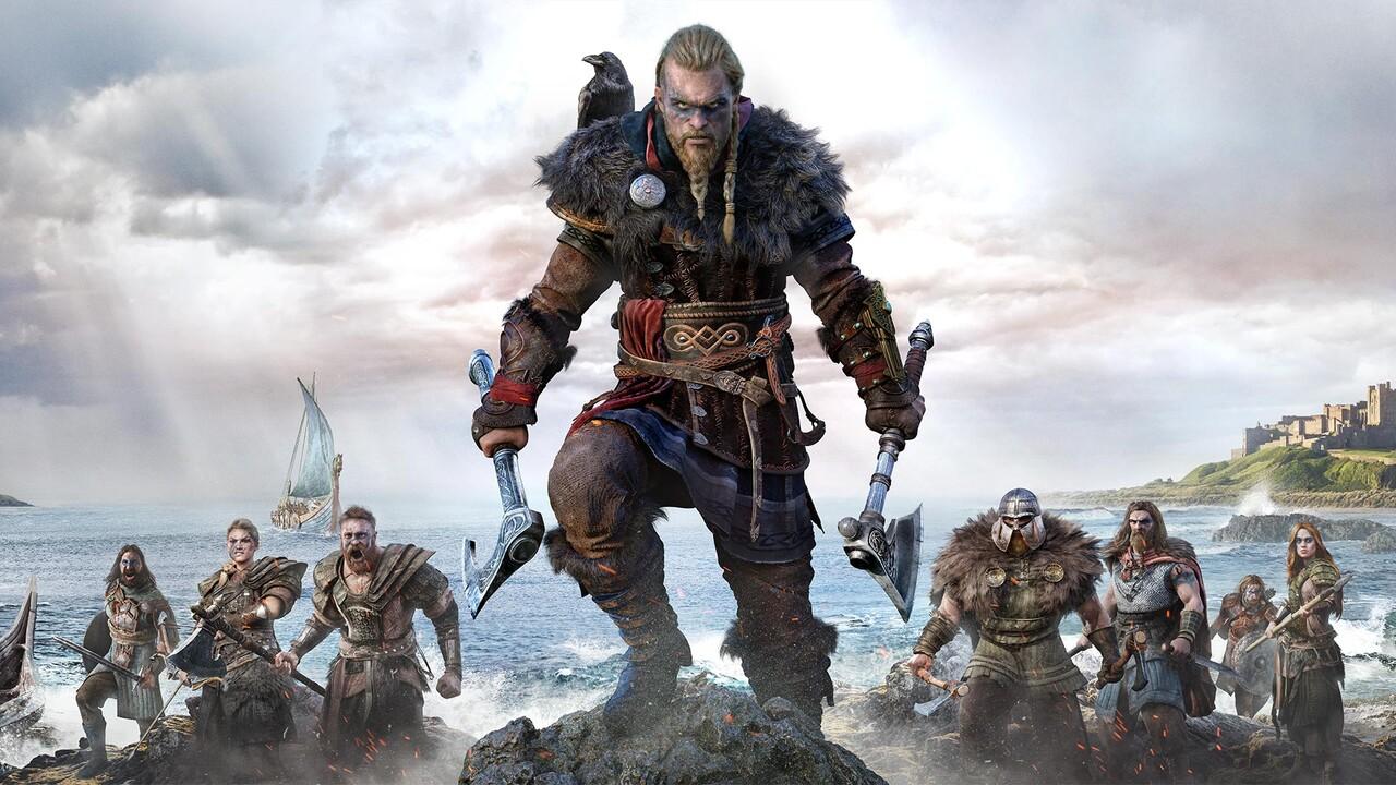 Assassin's Creed Valhalla: Im Jahr 2020 erobern die Wikinger England