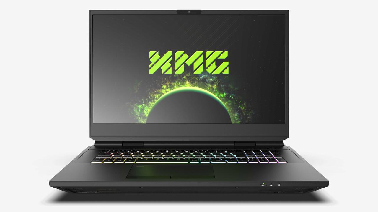 XMG Ultra 17: Core i9-10900K und GeForce RTX 2080 Super im Notebook