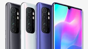 Xiaomi: Mi Note 10 Lite und Redmi Note 9 (Pro) für Europa sind da