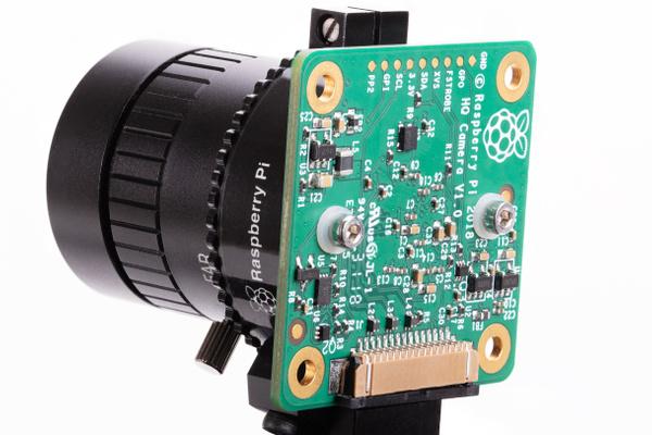 """Raspberry Pi """"High Quality Camera"""""""
