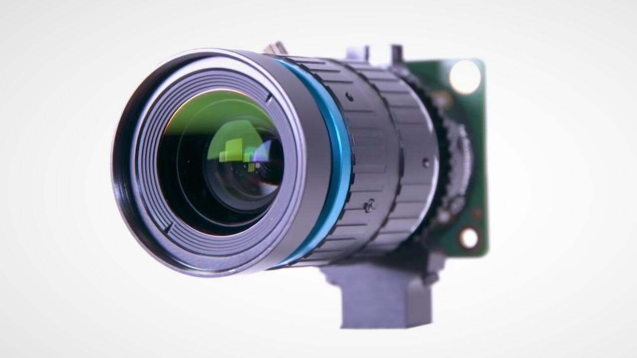 Zubehör für den Raspberry Pi: Einplatinencomputer erhält Sony IMX477-Kamerasensor