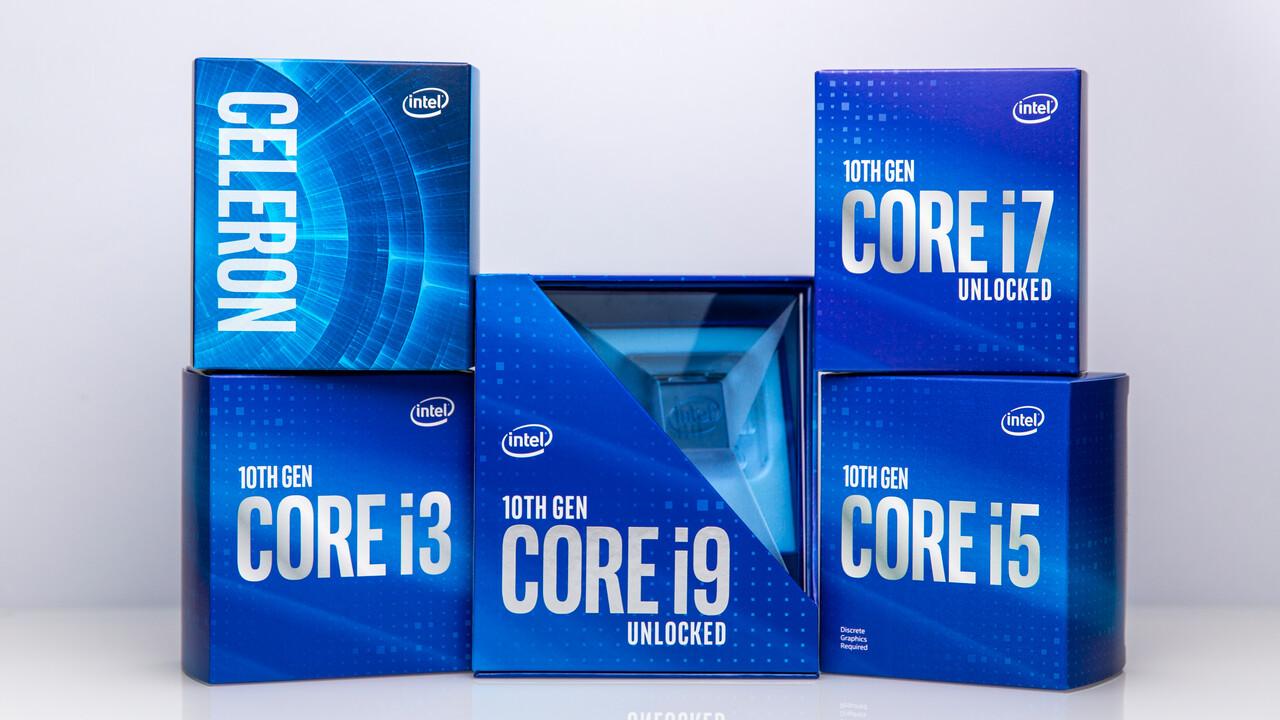 Wochenrück- und Ausblick: Intel Comet Lake-S bringt Diskussion um Core zum Kochen