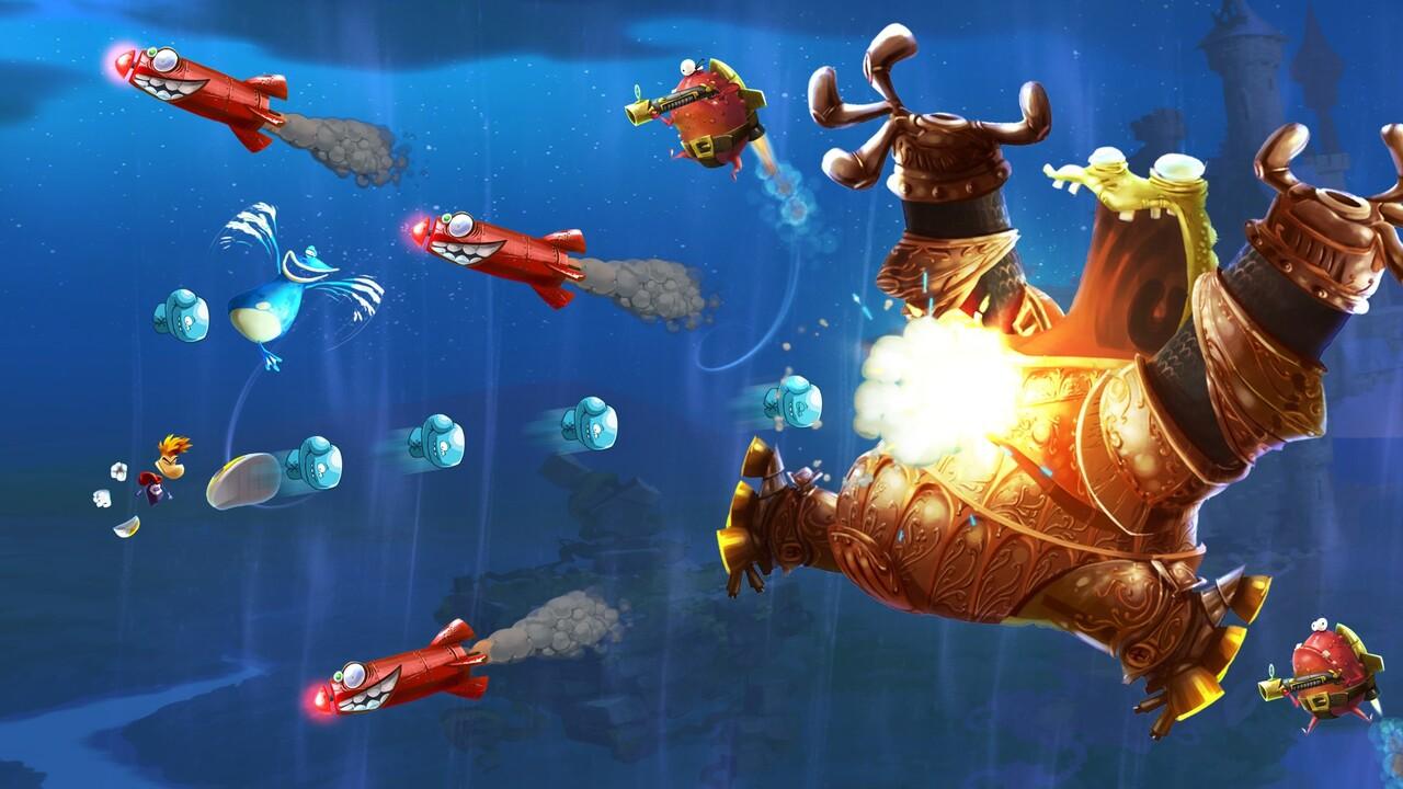 Drei Spiele gratis: Assassin's Creed 2, Rayman Legends und Child of Light