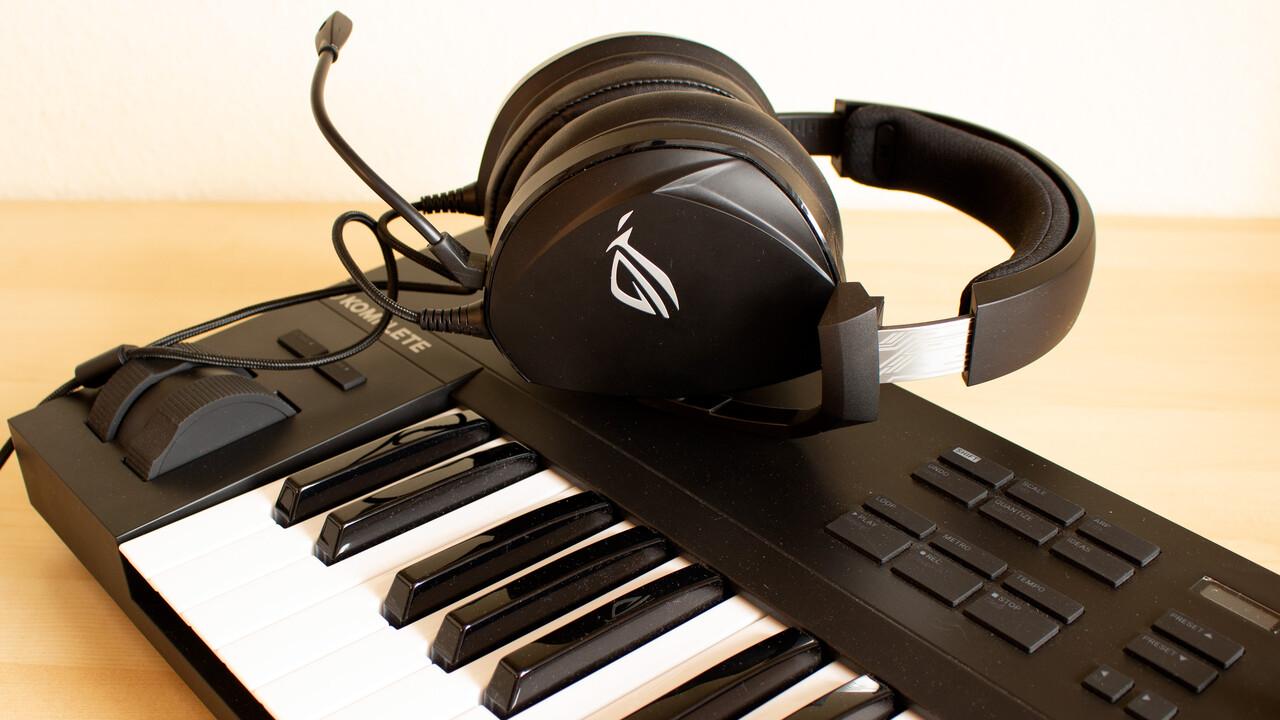 Asus ROG Theta Electret im Test: Marke und hohe UVP machen noch kein gutes Headset